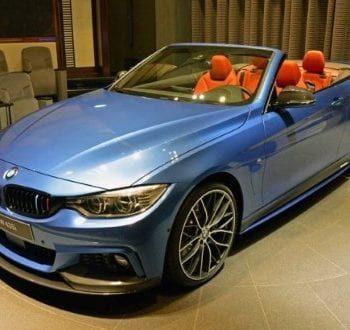 اجاره خودرو BMW 428