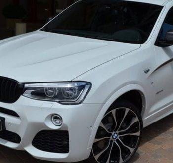 اجاره خودرو BMW X4