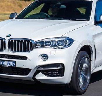 اجاره ماشین BMW X6