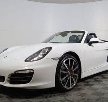 اجاره Porsche Boxster