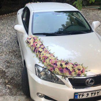 اجاره ماشین عروس لکسوس کروک