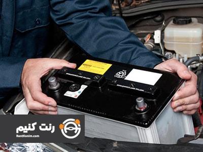باتری خودرو