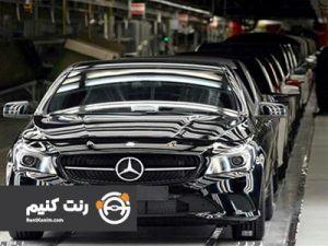 خودروسازی مرسدس بنز