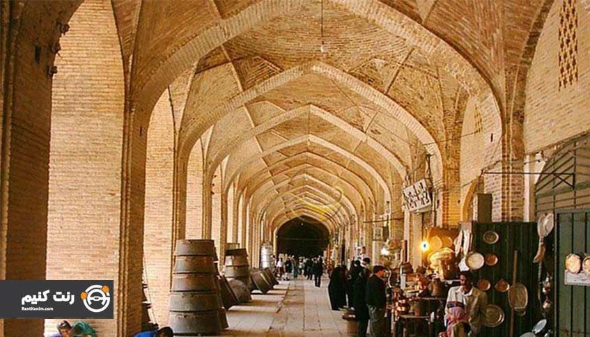 بازار گنجعلی خان کرمان