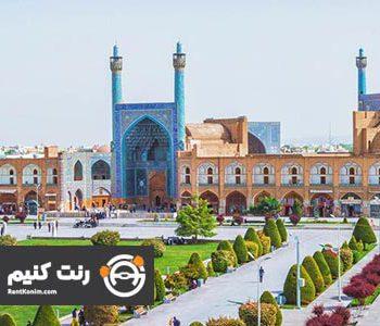 جاذبه های دیدنی اصفهان
