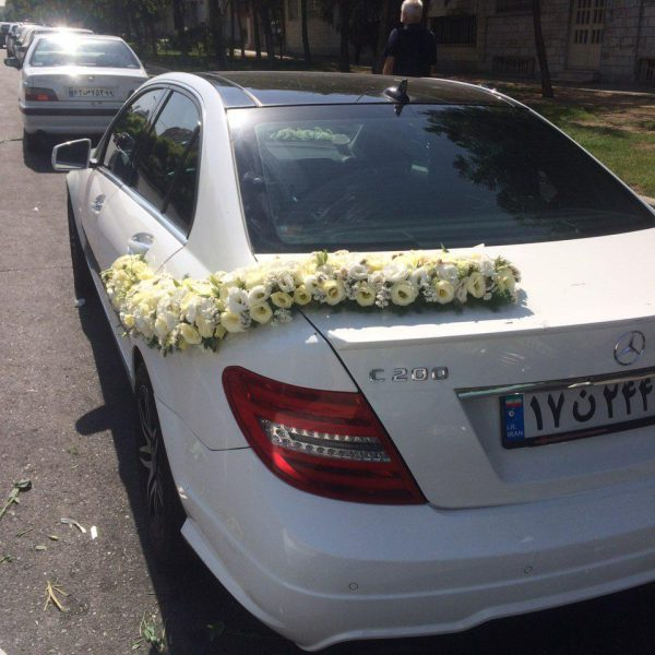 اجاره ماشین عروس بنز c200