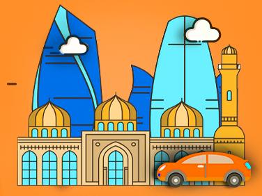اجاره خودرو در باکو