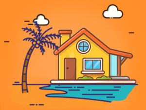 اجاره خانه در کیش