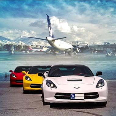 اجاره خودرو در فرودگاه کیش
