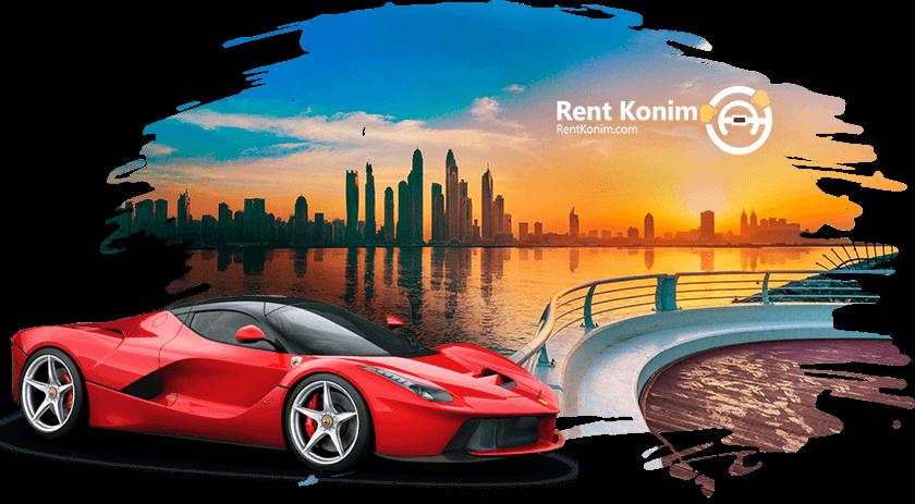 اجاره ماشین با راننده در دبی
