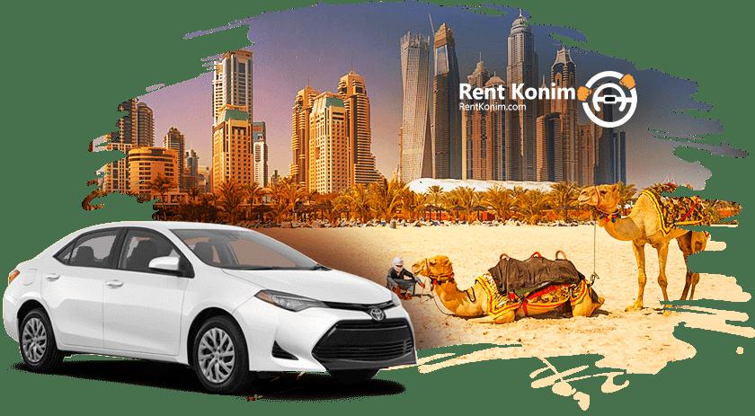 اجاره ماشین بدون راننده در دبی