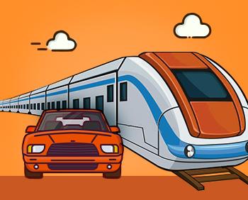 car or train