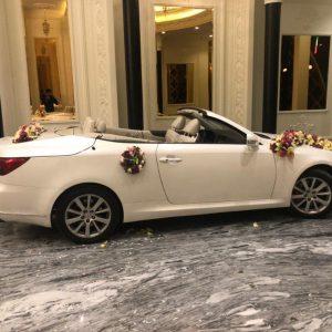 اجاره ماشین عروس لکسوس