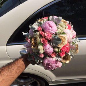 نمونه دست گل عروس
